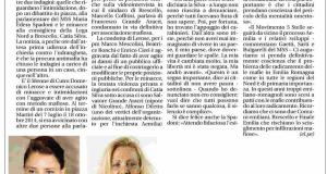 Spadoni, indagini chiuse Gazzetta
