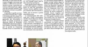 Processo Lerose  La Gazzetta di Reggio