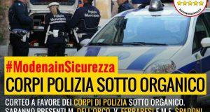 Corteo Modena