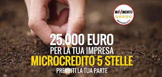 """Spadoni (M5S): """"Microcredito, ad oggi sono 23 le piccole imprese reggiane nate con il fondo statale finanziato con il taglio degli stipendi M5S. Ad ottobre 2017 ho rinunciato e restituito 170.884 euro"""""""