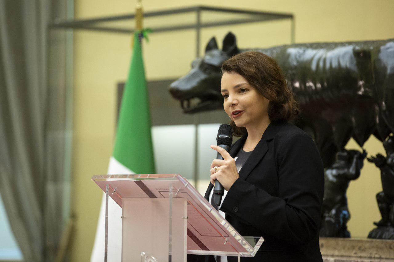 """Spettacolo teatrale """"FEROCIA, BARBARIE ITALIANA. Fateci smettere questo spettacolo"""" oggi presso la Sala della Lupa."""