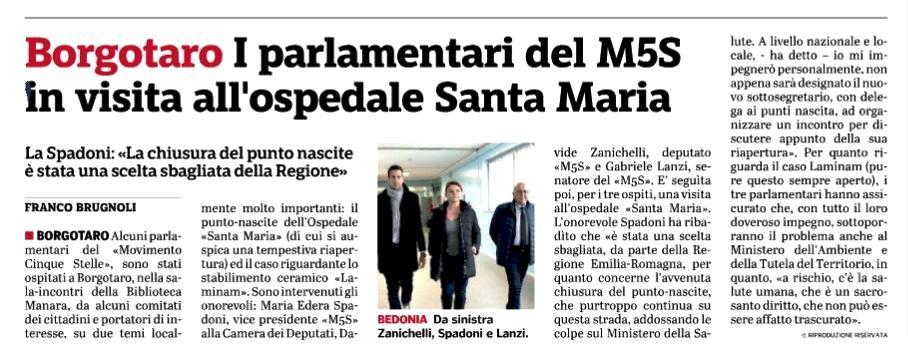Rs_ Borgotaro e Medesano Gazzetta