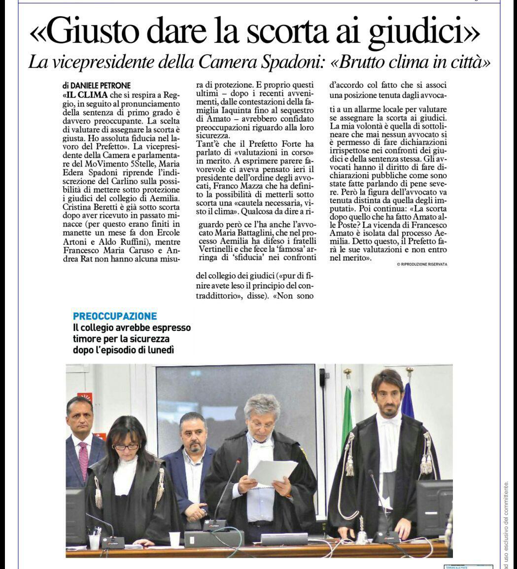 Rs_scorta e appello a Reggio (2)
