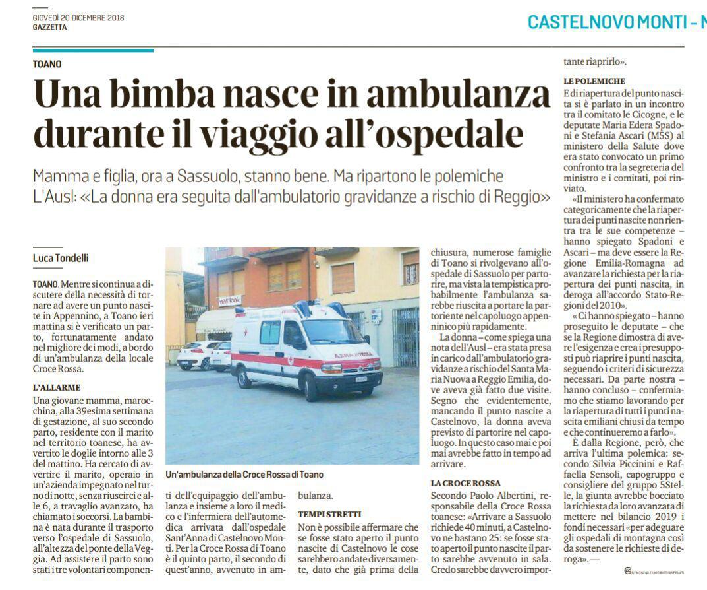 Rs_Gazzetta Cs incontro Ministero