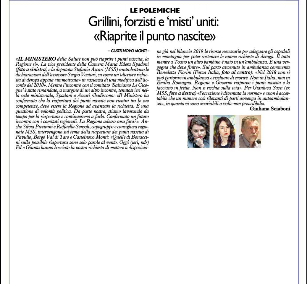 Rs_Resto Carlino Incontro Ministero 20 dic.