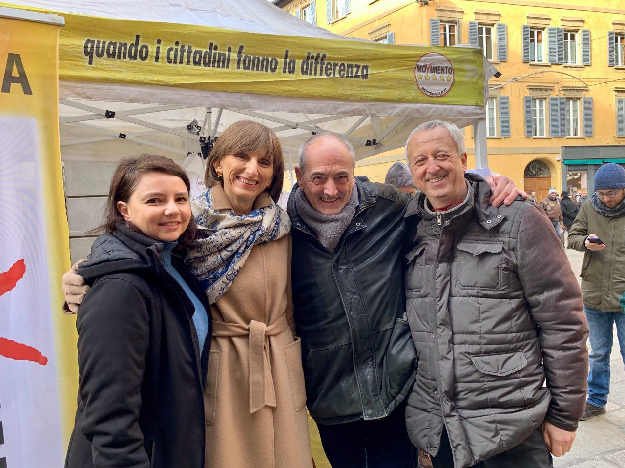 #Spazzacorrotti day