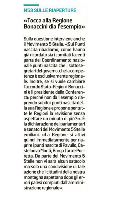 Rs_nota congiunta PN Gazz. Reggio