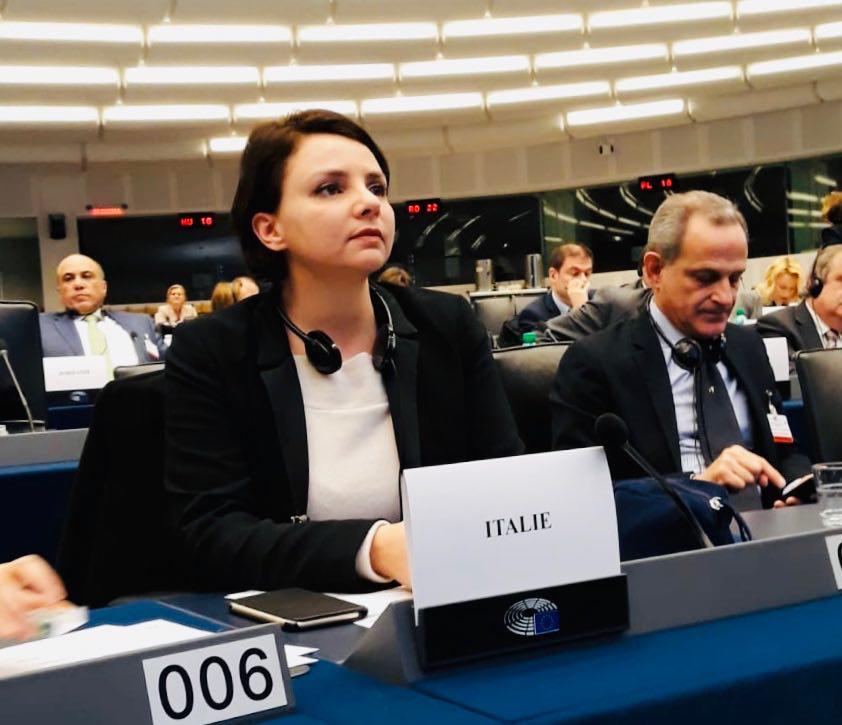 Fenomeno migratorio: discorso della Vicepresidente Maria Edera Spadoni al Summit dell'Assemblea parlamentare dell'Unione per il Mediterraneo