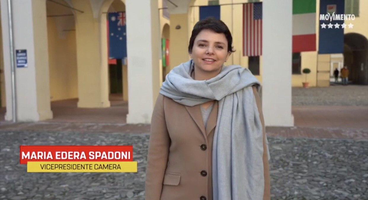"""Visita alla Scuola Alma. Spadoni (M5S): """"Tuteliamo le nostre eccellenze e il Made In Italy"""""""