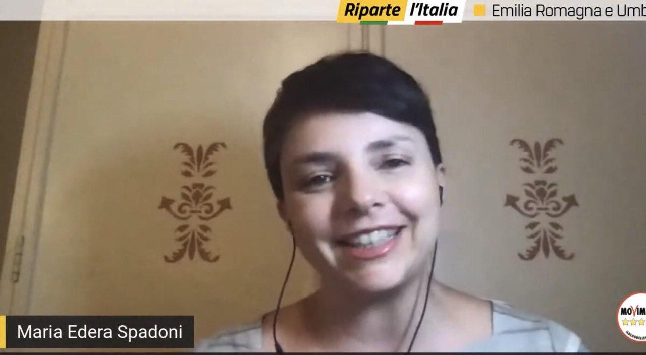 Video integrale del #RipartelItalia, per le Regioni Emilia Romagna e Umbria. Se lo avete perso ieri sera, qui il link
