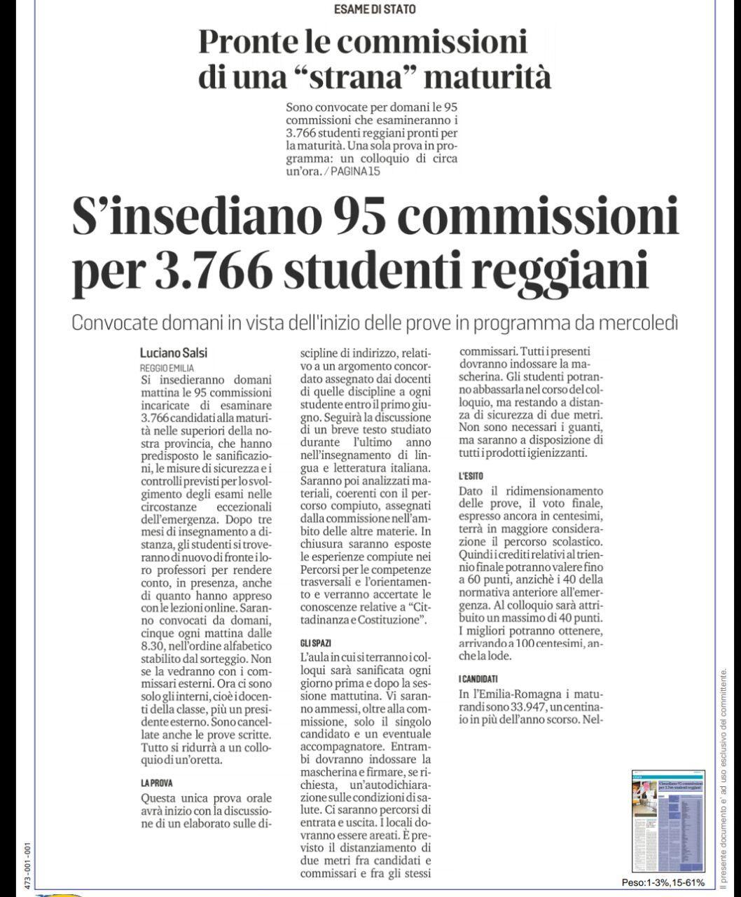 """Rs, M5S: """"23 milioni per le scuole dell'Emilia-Romagna, per ripartire in sicurezza a settembre"""""""