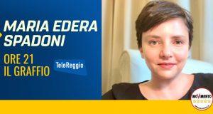 intervista maria edera spadoni a il graffio, telereggio
