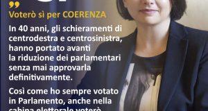 le ragioni del si al referendum costituzionale, taglio dei parlamentari