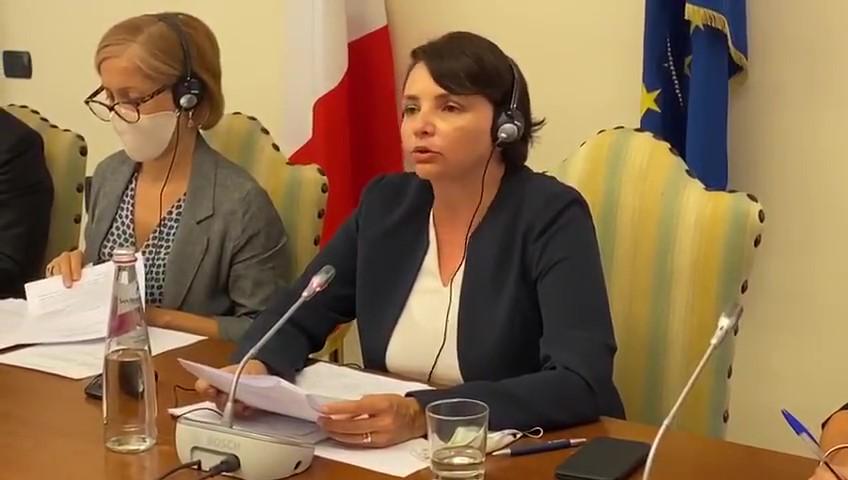 """ASSEMBLEA UNIONE MEDITERRANEO – SPADONI: """"IMPEGNO ITALIA PER IL RILANCIO DELLA COOPERAZIONE PARLAMENTARE"""""""