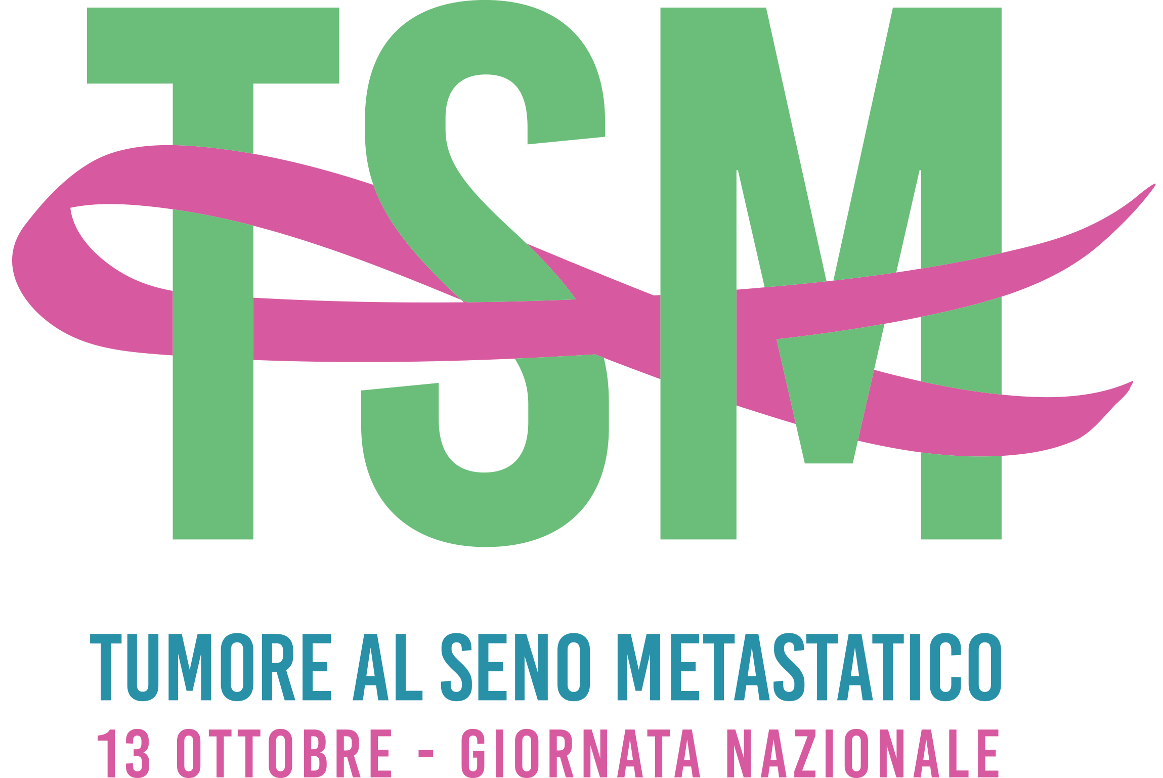 """13 Ottobre """"Giornata nazionale per la sensibilizzazione del tumore metastatico della mammella"""""""