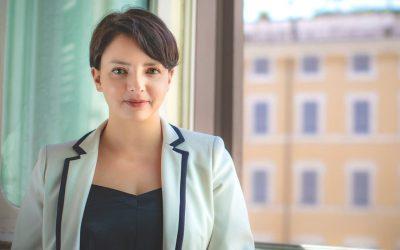 INTERVISTA DELLA VICEPRESIDENTE MARIA EDERA SPADONI, ALLA GAZZETTA DI REGGIO