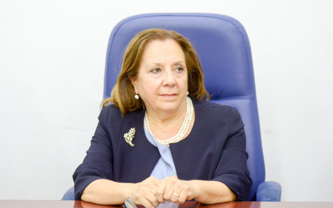 Incontro con la Prefetto di Reggio Emilia Iolanda Rolli