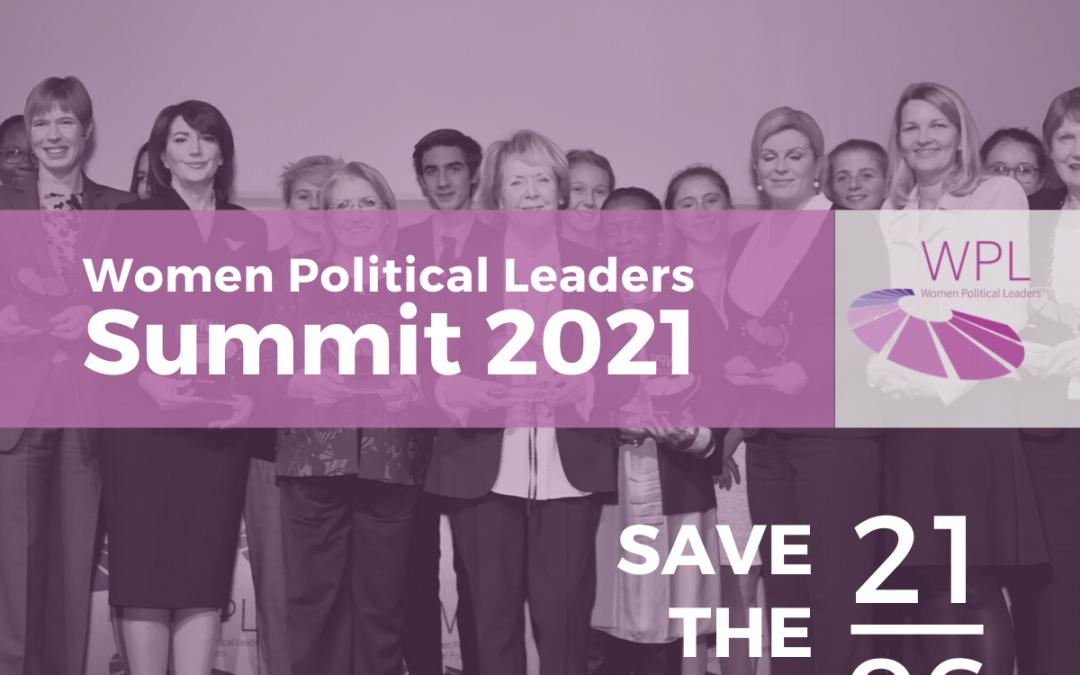 Maria Edera Spadoni al WOMEN POLITICAL LEADERS SUMMIT 2021