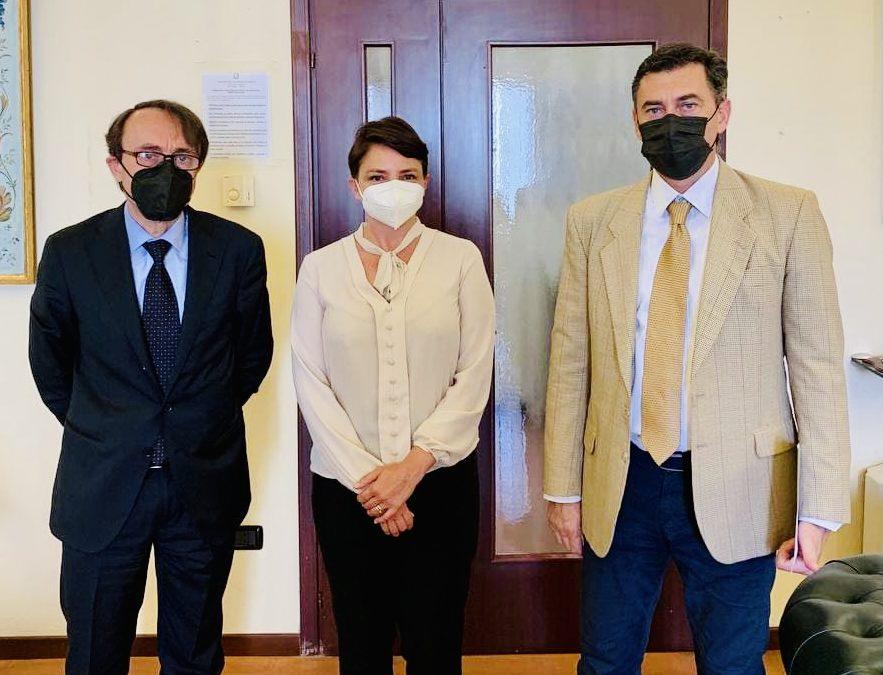 """REGGIO EMILIA, SPADONI (M5S): """"INCONTRO CON QUESTORE FERRARI PER TENERE ALTA ATTENZIONE ALLA ZONA"""""""