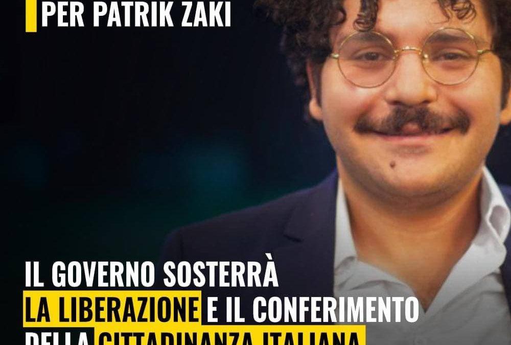"""PATRIK ZAKI. VICEPRESIDENTE SPADONI (M5S): """"LIBERIAMO LO STUDENTE EGIZIANO E CONFERIAMOGLI LA CITTADINANZA ITALIANA. SODDISFAZIONE PER MOZIONE APPROVATA IN PARLAMENTO"""""""