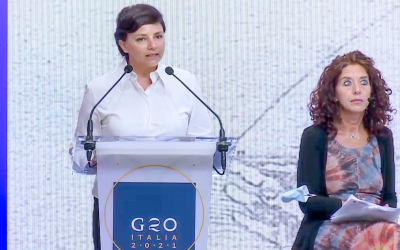 G20 Conference on women's empowerment